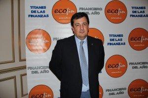 Antonio Alonso fue jurado de los premios Titanes de las Finanzas 2013, que organiza anualmente ECOFIN