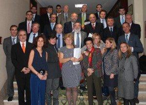 Estos son los miembros de ECOFIN que se reunieron en el Congreso de los Diputados