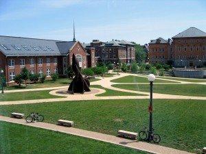 Campus de la Universidad de Illinois