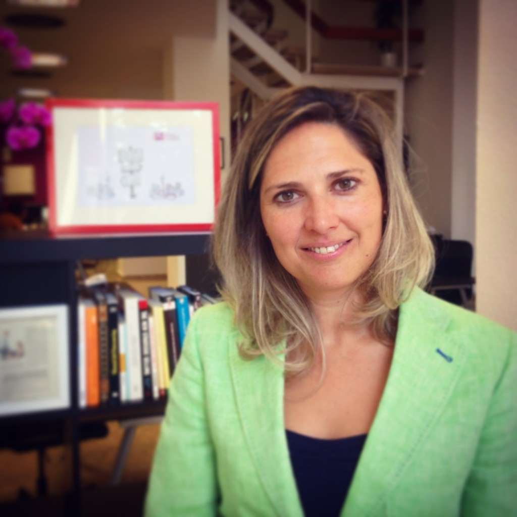 Amanda Palazón.
