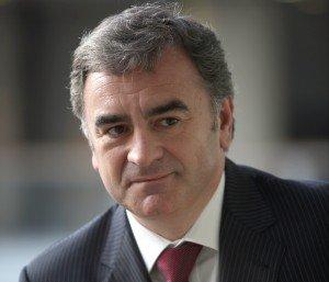 Javier Hernani, director general de BME.