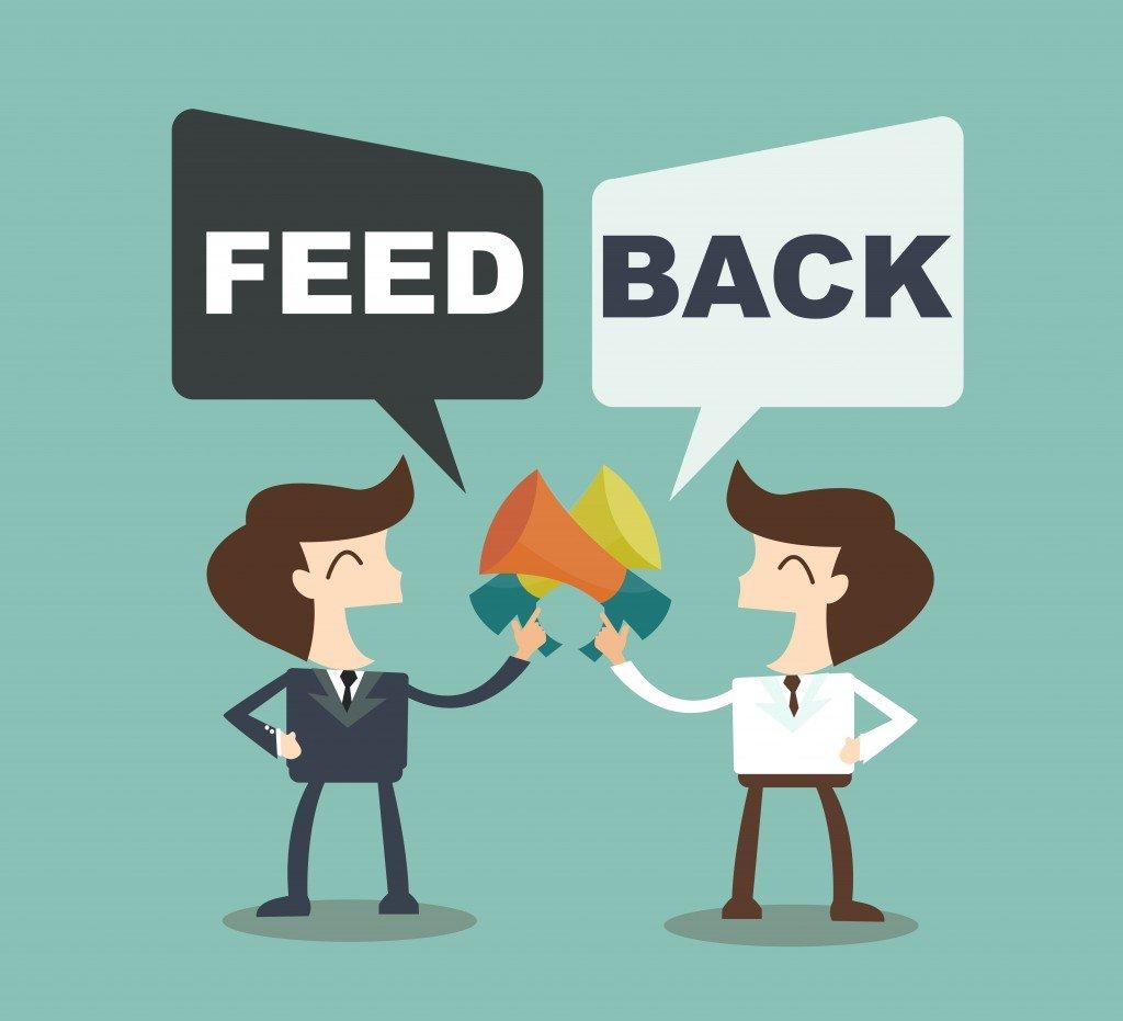 Feed-back (2)