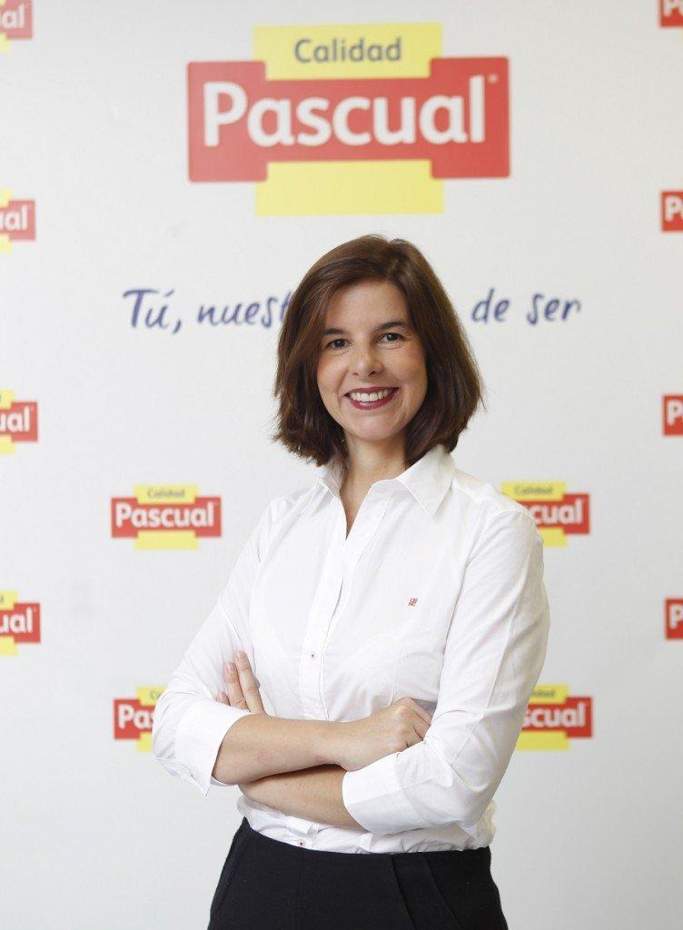 Judith Ruíz de Esquide. Directora de Personas y Servicios de Calidad Pascual
