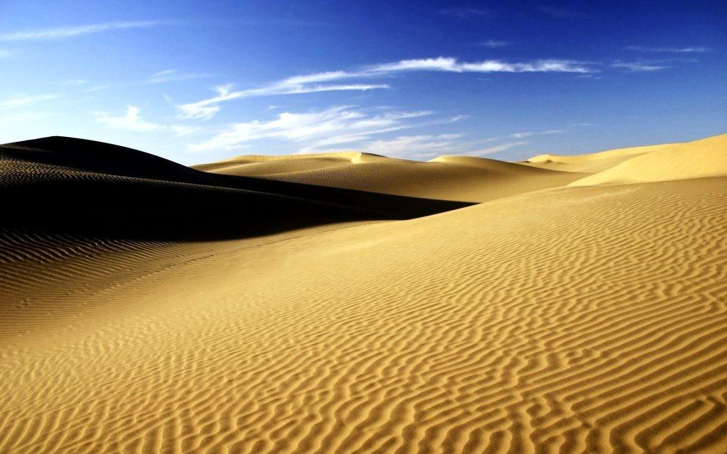 Portada desierto