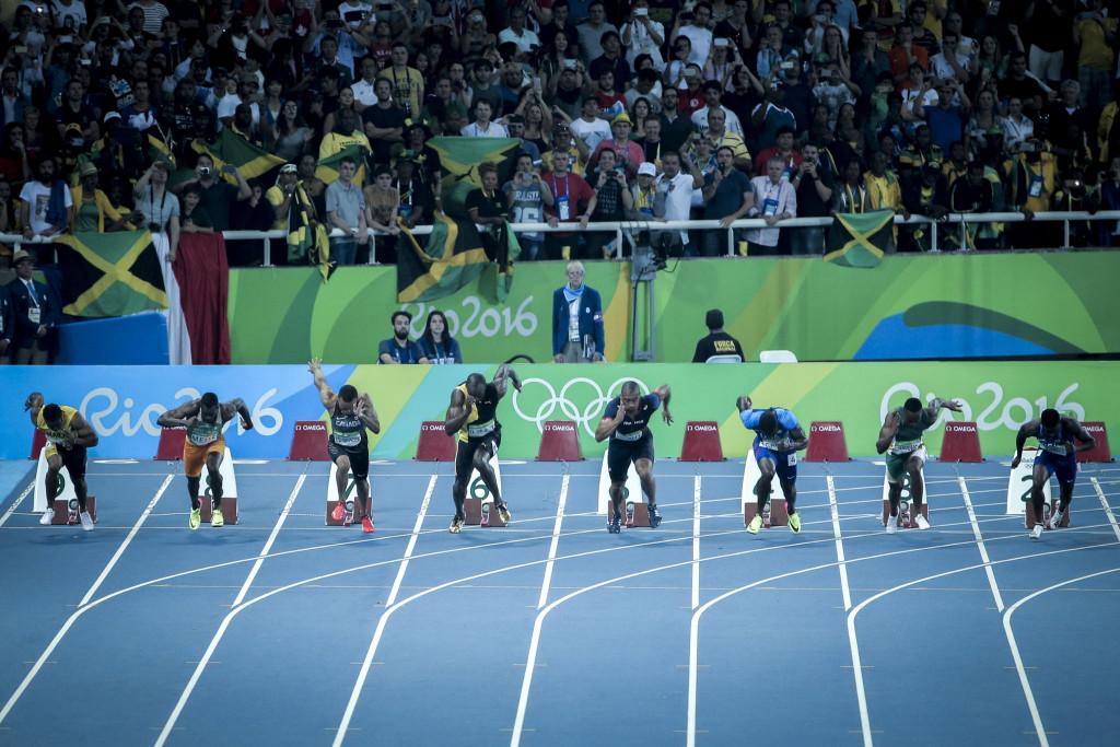 Los 100 metros es la prueba más carismática del atletismo.