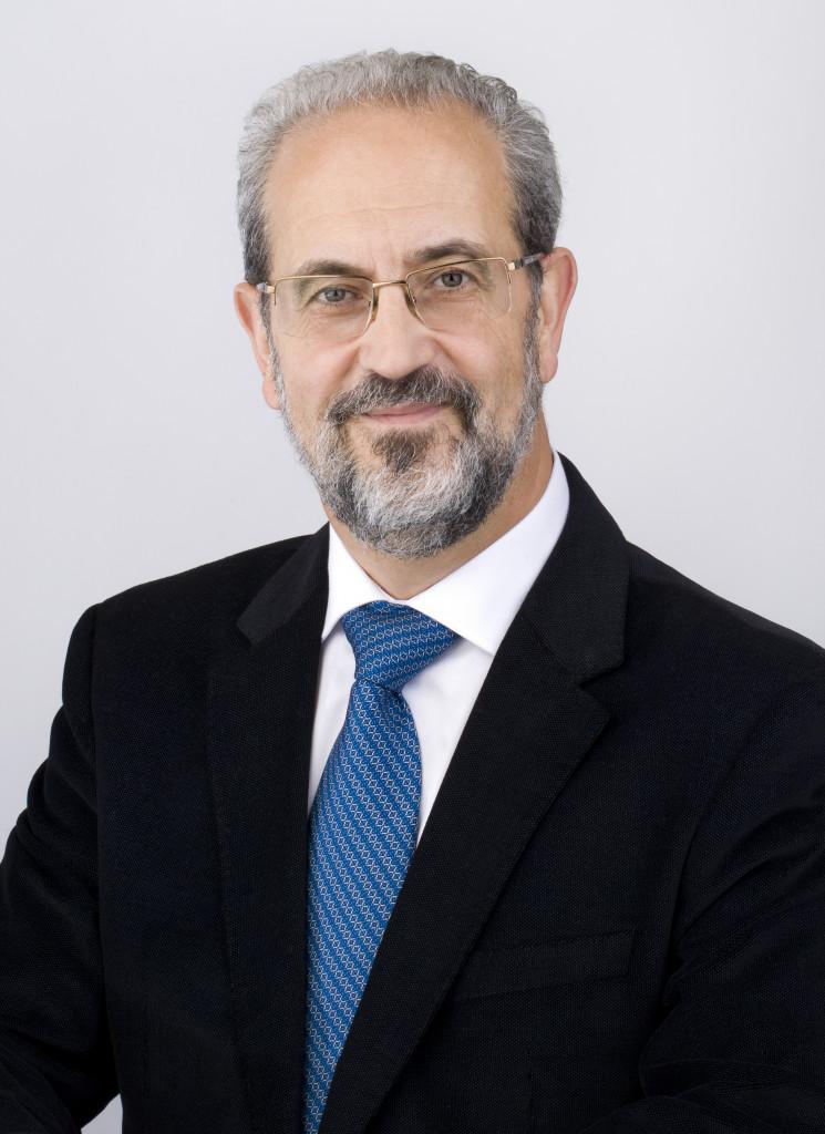 Daniel Hernández Ruipérez, rector de la Universidad de Salamanca.