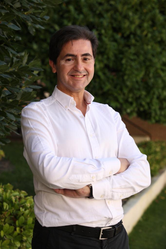 José Aguilar, integrante del libro Los imprescindibles del Management de ECOFIN.