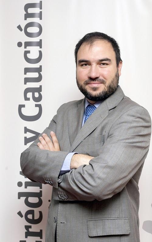 Joaquin García, director de Formación de Credito y Caución.