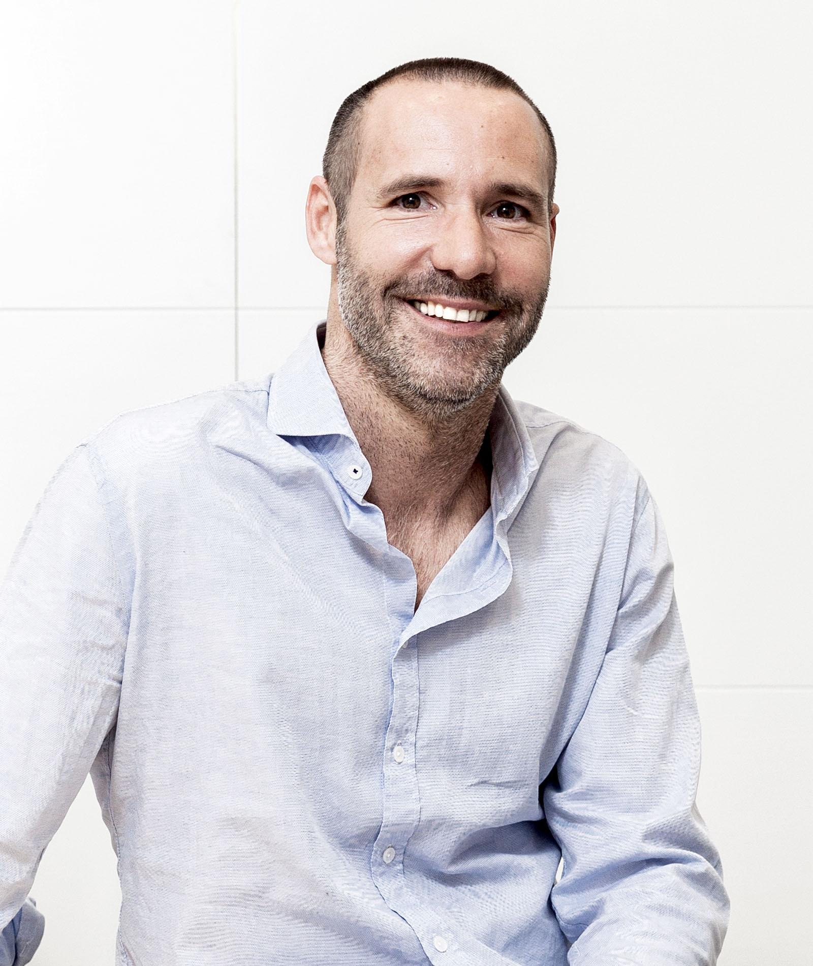 Tono Brusola, fundador y CEO de Housers.