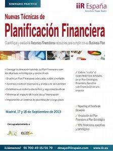 Portada PLANIFICACION FINANCIERA