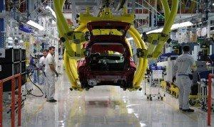 Fábrica de FIAT en Italia