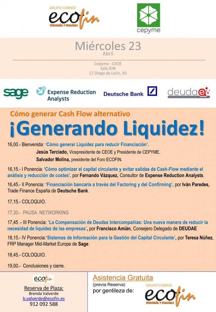 Invitan a  D. Javier Fuentes Merino