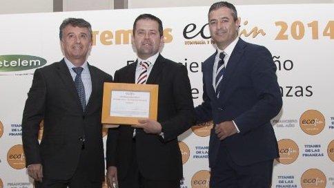 Rafael Úbeda (Cámara de Almería); Juan Marín, (Proexport), y Fernando Gómez (Proexport).