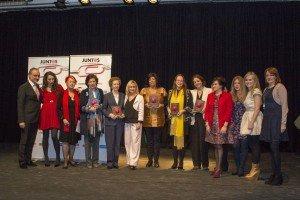 Mujeres Premio Internacional MWW 2015