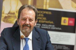 Rafael Conde de Saro, director de la oficina del Alto Comisionado del Gobierno para la Marca España.