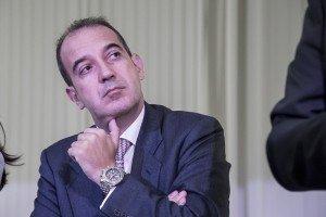 José Carlos Cuevas, tesorero de Alstom.