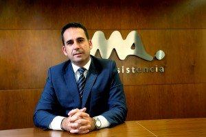 Borja Díaz, director general de Multiasistencia en España.