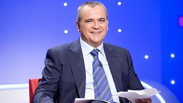 Juanma Romero, director y presentador del porograma Emprende del canal 24h