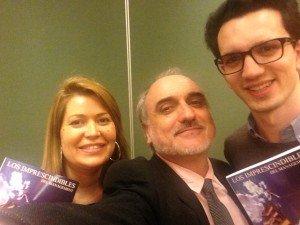 Salvador Molina, autor de Los imprescindibleswfsdfdaf