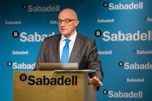 Banco Sabadell -Josep Oliu -low