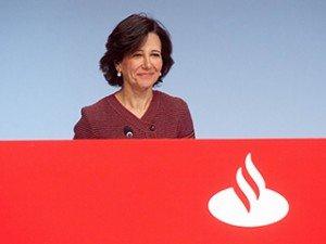 Banco Santander -Ana Botin