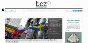 Bez Diario -portada -1