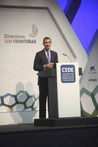 Congreso Cede -Rey Felipe VI -Foto Cede -vert low