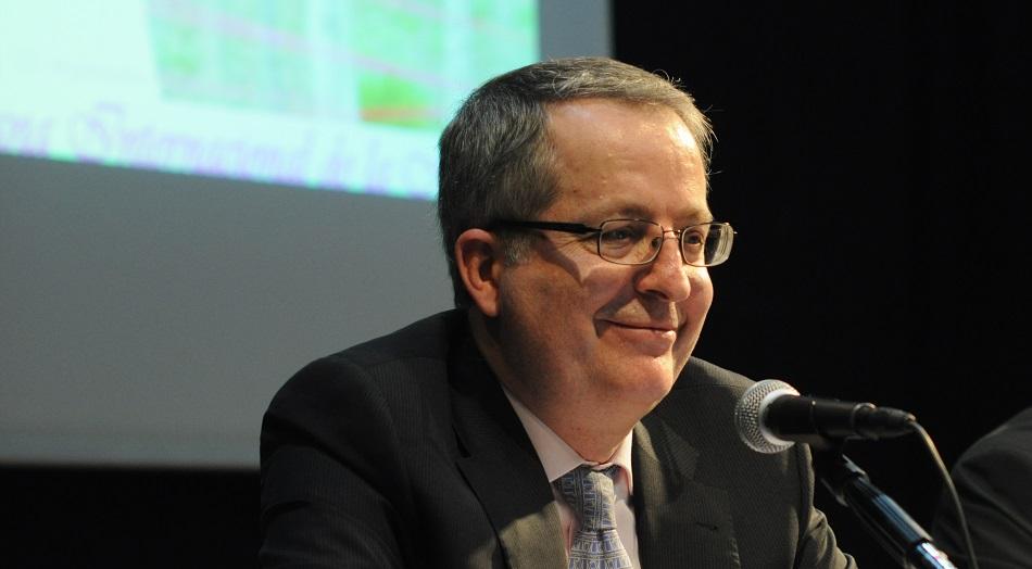Javier Fernández Aguado, autor de 'Jesuitas, liderar talento libre'.