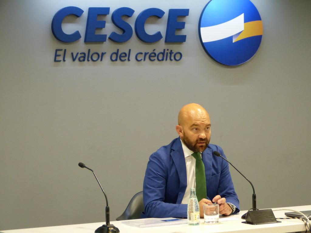 Jaime García-Legaz, presidente de CESCE.