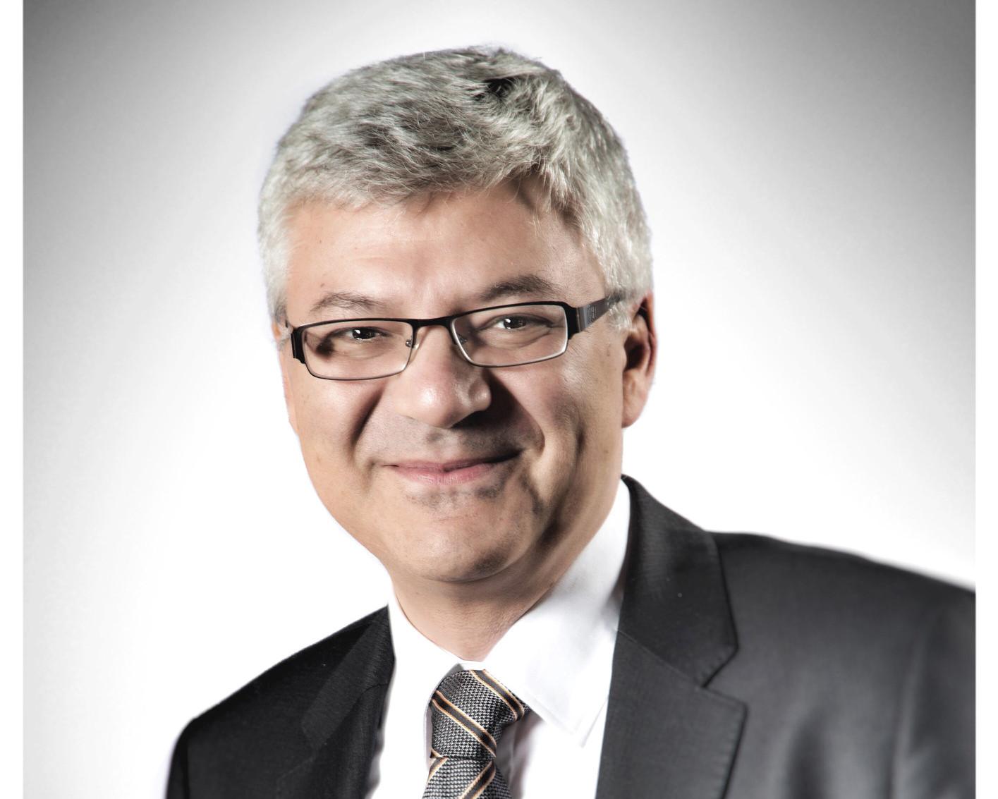 Jacques Llorens, CEO de Multigestión Iberia.