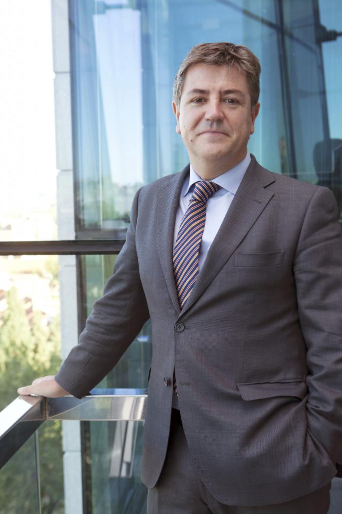 Jorge Ramírez, director Financiero de Roche Farma España.
