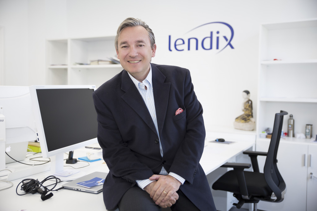 Grégoire de Lestapis, CEO de Lendix en España.