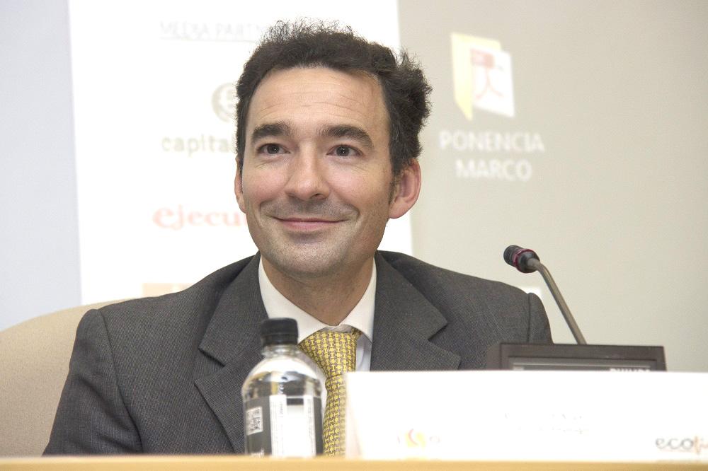 Íñigo Mato,  director general de  TDX Índigo.