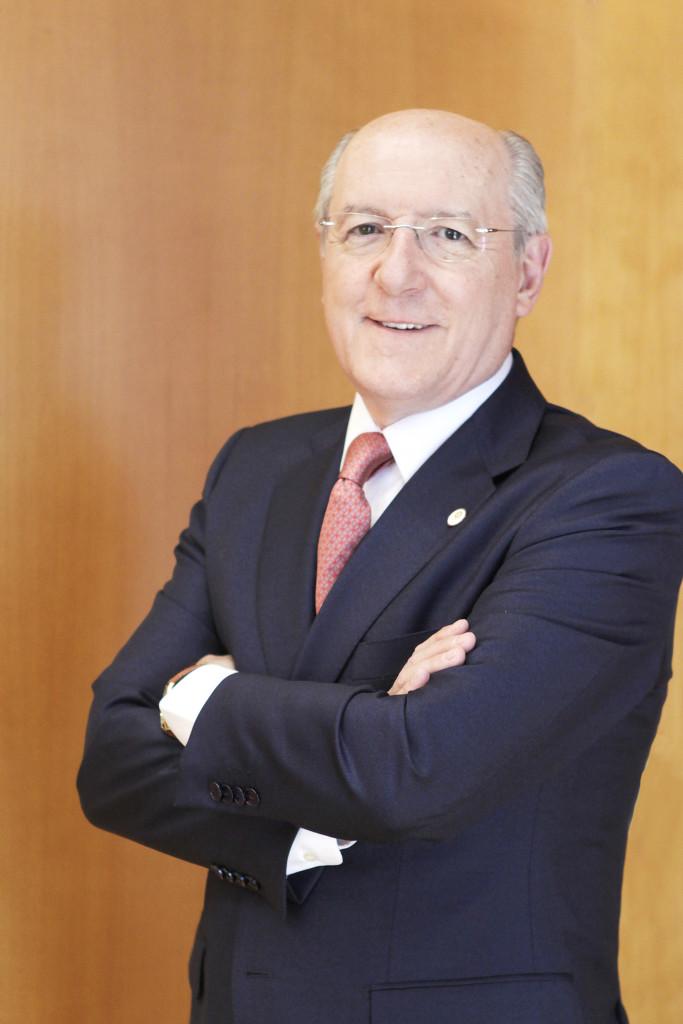 Carlos Romero, presidente de la Fundación Universitaria San Pablo CEU.