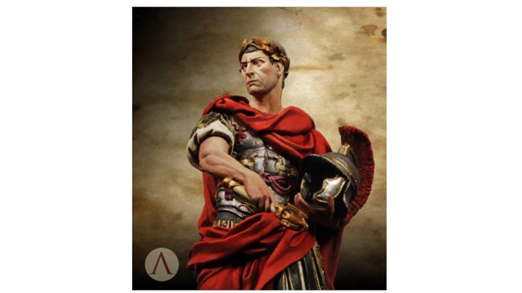 881c886c244c César fue a presentar sus respetos al hombre que admiraba