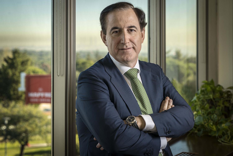 Antonio Huertas es el Financiero del año