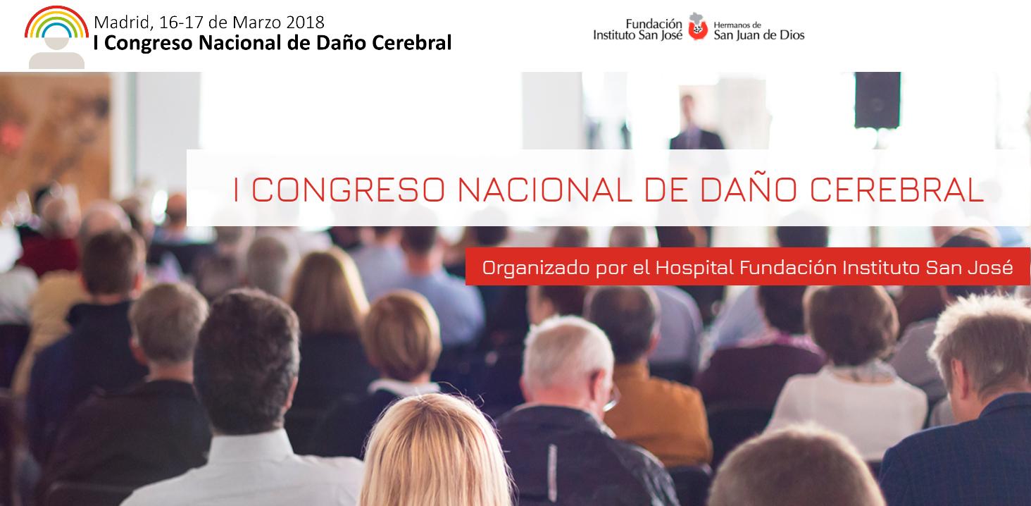 I Congreso Nacional de Daño Cerebral