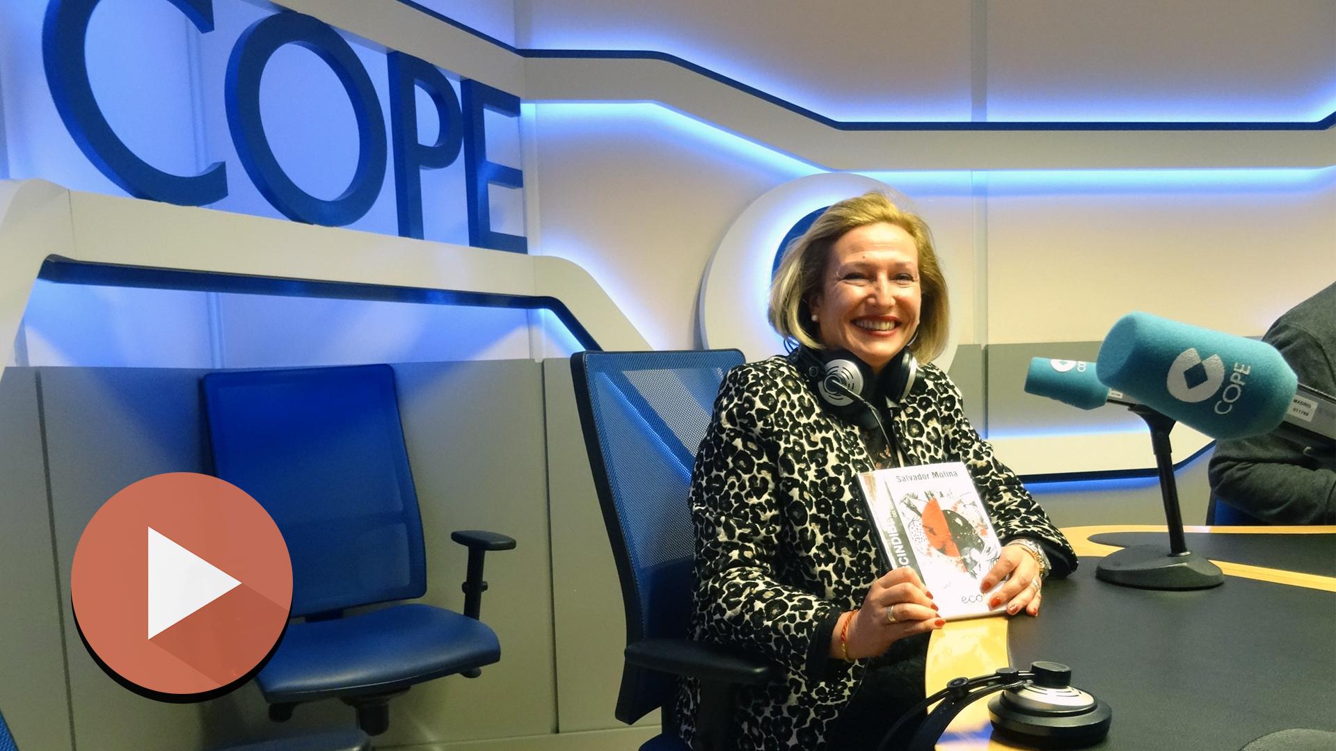 Ofelia Santiago habla de Los Imprescindibles del Management en COPE