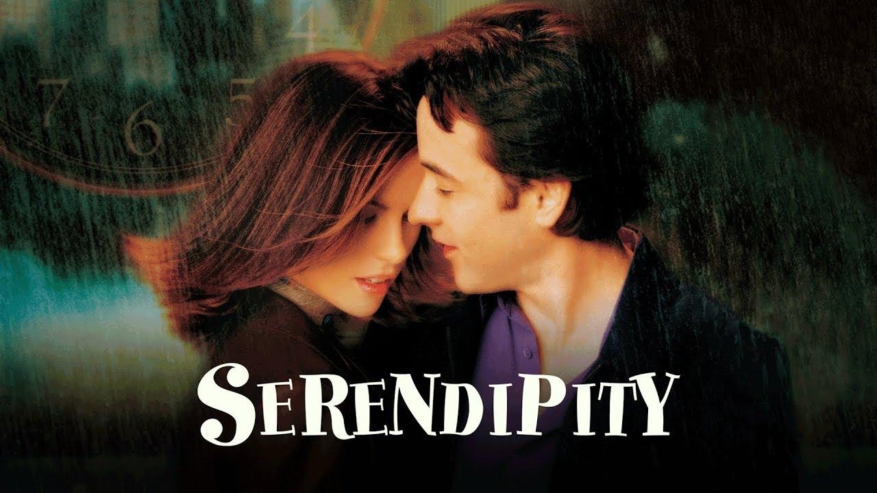 Arte sobre la película Serendipity