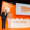 Pedro Guerrero y María Dolores Dancausa en la JGA 2018