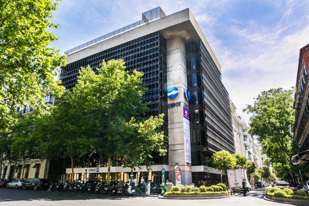 Sede de CESCE en Madrid