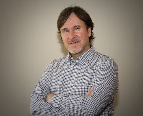 Gustavo Ferreiro, co-director de MBIM Master BIM MANAGER en BIM freelance SL