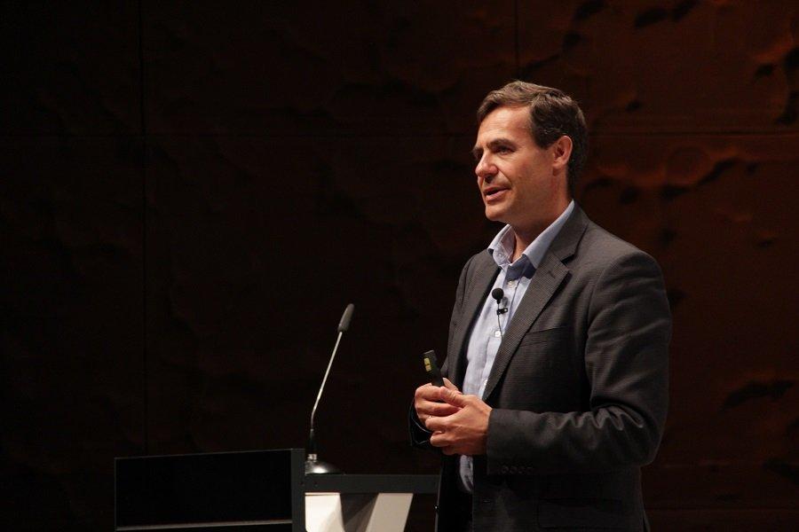 Pedro Díaz Yuste, director de Mapfre Salud Digital.