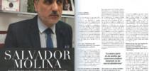 Salvador Molina en Influencers (marzo 2018)