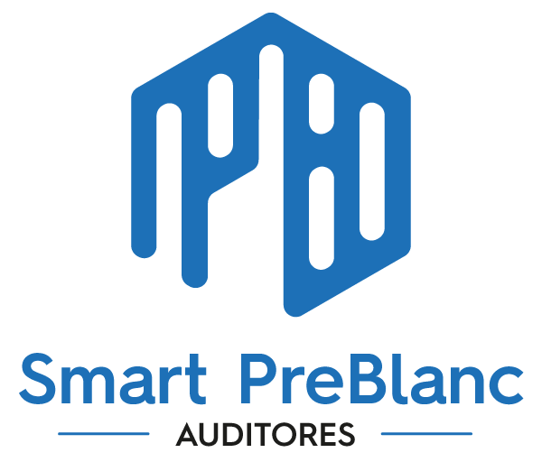 Logotipo de Smart PreBlanc Auditores.