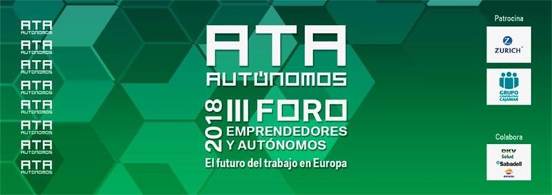 III Foro Emprendedores y Autónomos 2018