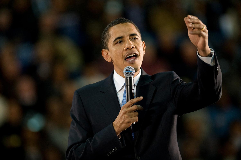 Barack Obama, 44.° presidente de los Estados Unidos.