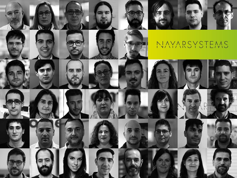 Equipo de Nayar Systems.