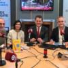 De izquierda a derecha: Alexia de la Morena, Salvador Molina, Raquel de la Viña, Juan Carlos Pérez Espinosa, Francisco Mesoneros y Francisco García Cabello.