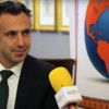 Carlos Novillo, viceconsejero de Presidencia y director de la Agencia de Seguridad y Emergencias Madrid 112.